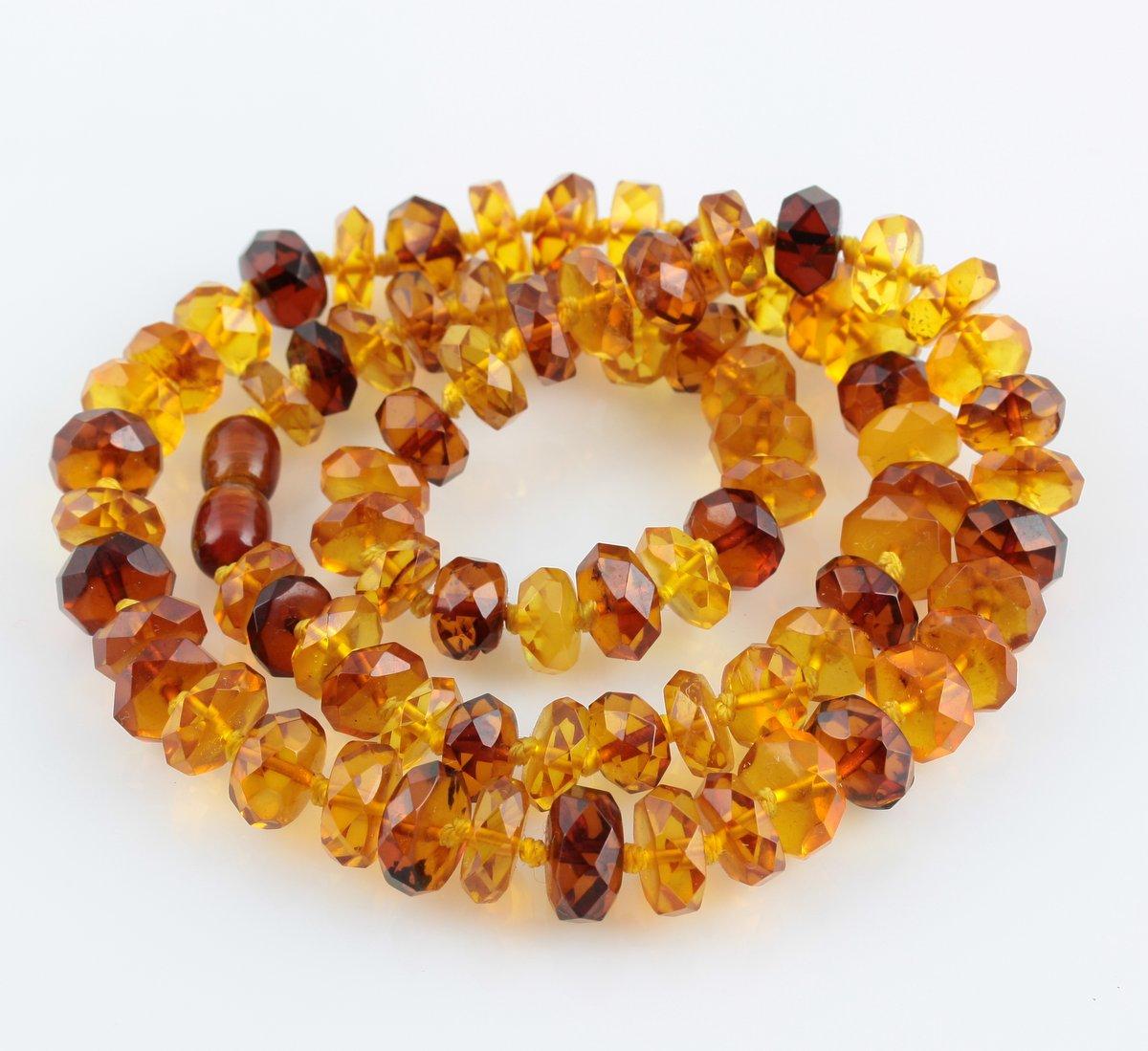 Egg Yolk Amber Beads Unisex Amber Jewelry Amber Beaded Bracelet Organic Bracelet 15,5 mm Yellow Baltic Amber Beaded Bracelet Amber Gift
