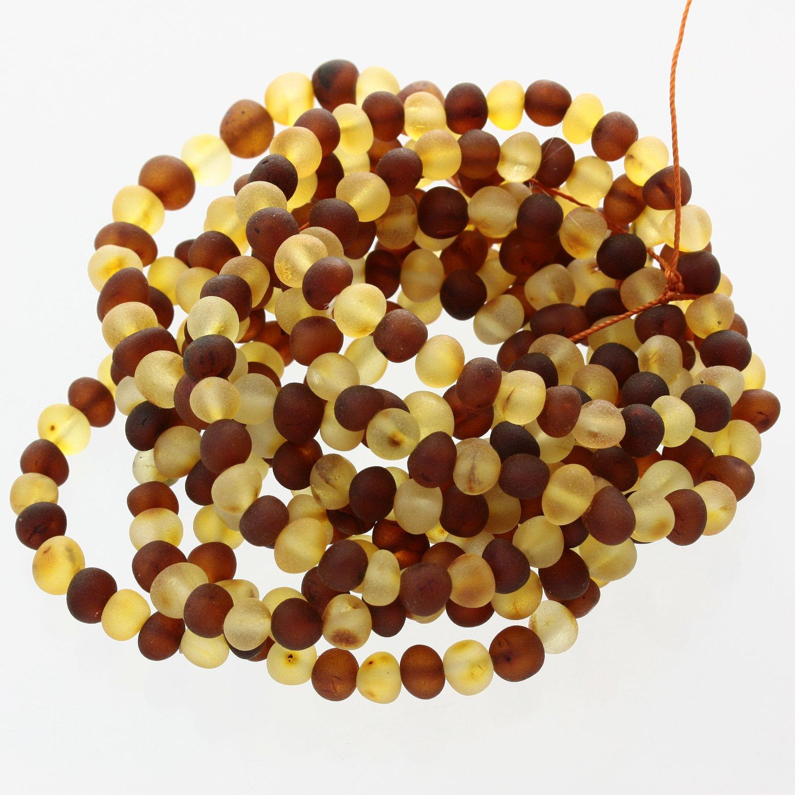 Raw Bracelets Bulk Wholesale Lot x 10 Baltic Amber stretch Bracelet 7 inch 17-18 cm