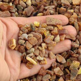 Raw Rough Baltic Amber Natural Gemstone Beads