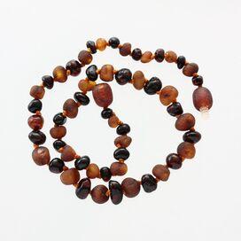 Healing Baby Baltic Amber Teething Necklace