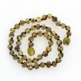 Healing Raw Baby Baltic Amber Teething Necklace