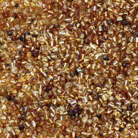 Natural Big BAROQUE Baltic amber holed loose beads