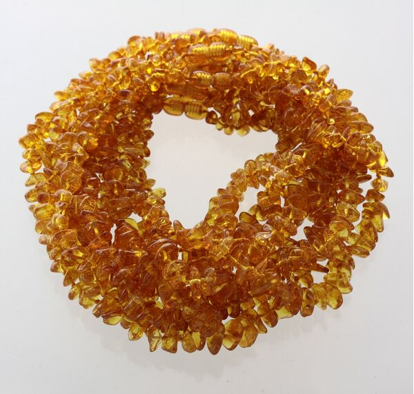 10 Honey NUGGETS Baltic amber teething Baby necklaces